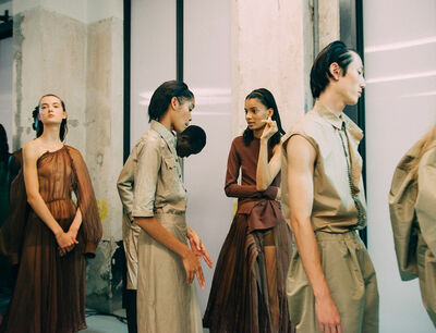 N°21 SS20 MEN'S & WOMEN'S COLLECTION