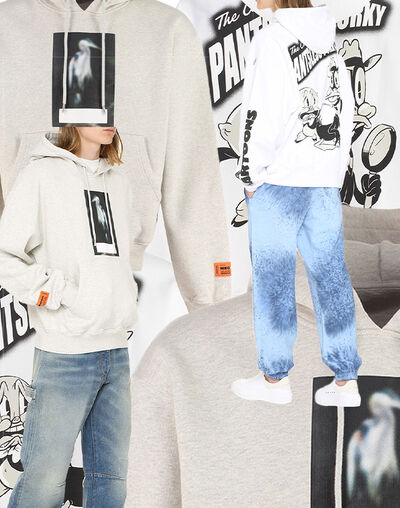 Oh you'll love the hoodies that'll take you into the new season