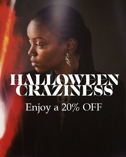 No, it's not a trick! Take advantage of 20% off a selection of garments and accessories now!