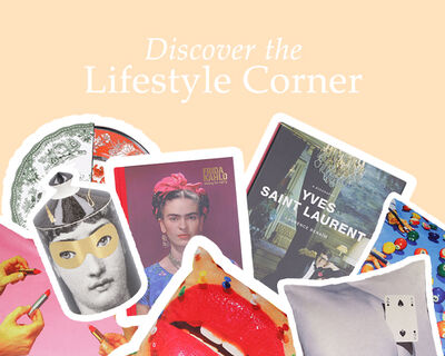 HAVE YOU TAKEN A LOOK AT OUR LIFESTYLE CORNER?