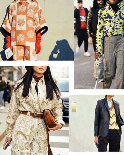 Check out the 70's style revolution!
