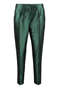 Monile straight-leg trousers, Trousers suits Max Mara Studio woman