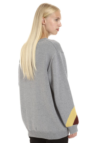 'All Together Now' virgin wool sweater