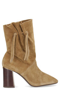 Gigi suede ankle boots, Ankle Boots Tory Burch woman