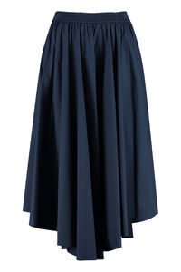 Cotton midi skirt, Midi skirts MICHAEL MICHAEL KORS woman