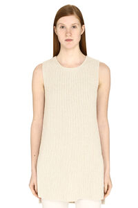 Bosforo ribbed knit top, Crew neck sweaters Max Mara woman