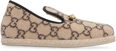 Wool loafers