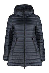 Ments hooded down jacket, Down Jackets Moncler woman