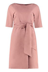 Pesi belted waist dress, Knee Lenght Dresses Weekend Max Mara woman