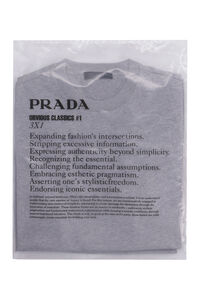 Three cotton t-shirt multipack, Short sleeve t-shirts Prada man