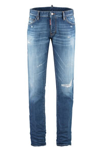 Slim 5-pocket jeans, Slim jeans Dsquared2 man