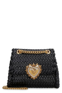 Devotion leather mini crossbody bag, Shoulderbag Dolce & Gabbana woman