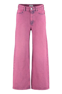 Linda cropped jeans, Cropped Jeans Amish woman