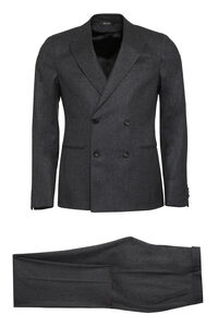 Two-piece wool suit, Suits Z Zegna man