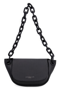 Bend leather shoulder bag, Shoulderbag Simon Miller woman