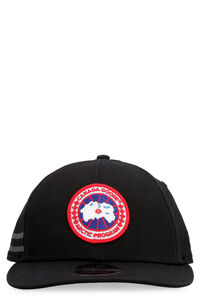 Embroidered patch baseball cap, Hats Canada Goose man
