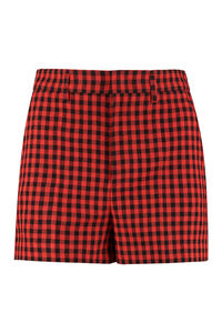 High waist shorts, Shorts Red Valentino woman