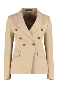 Double breasted blazer, Blazers 0205 Tagliatore woman