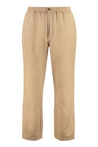 Linen and cotton trousers, Casual trousers Universal Works man