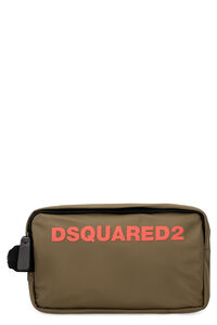 Tom nylon wash bag, Wash bags Dsquared2 man