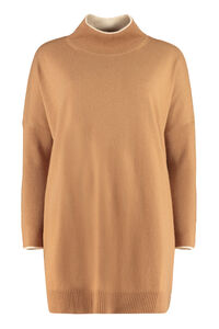 Delis wool and cashmere pullover, Turtleneck sweaters Max Mara Studio woman