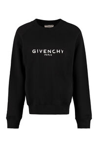 Crew-neck cotton sweatshirt, Sweatshirts Givenchy woman