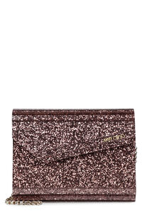 Candy acrylic box clutch, Clutch Jimmy Choo woman