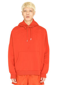 Oversize cotton hoodie, Hoodies Marcelo Burlon County of Milan man