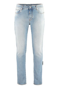 5-pocket skinny jeans, Skinny jeans Off-White man