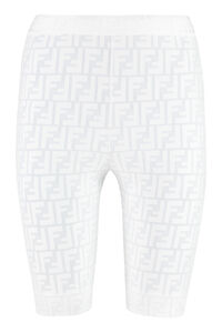 Logo detail shorts, Shorts Fendi woman