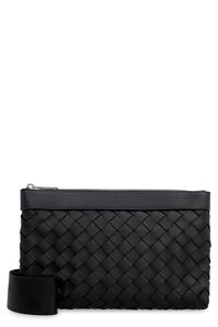 Intrecciato Hydrology messenger bag, Messenger bags Bottega Veneta man