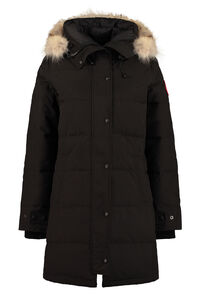 Shelburne hooded parka, Down Jackets Canada Goose woman