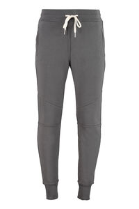 Stretch cotton track-pants, Track Pants John Elliot man