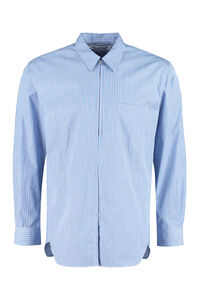 Striped poplin shirt, Striped Shirts Comme des Garçons SHIRT man