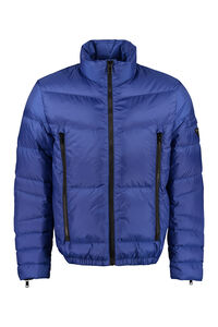 Full zip padded jacket, Down jackets Prada man