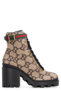 Lace-up ankle boots, Ankle Boots Gucci woman