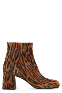 Suede ankle boots, Ankle Boots Miu Miu woman