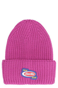 Barilla knitted beanie, Hats GCDS woman