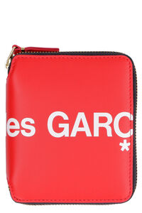 Huge leather zip around wallet, Wallets Comme des Garçons Wallet woman