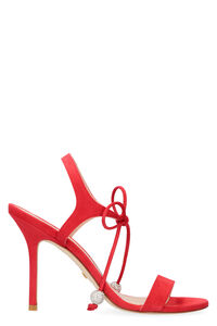 Oracle suede sandals, High Heels sandals Stuart Weitzman woman