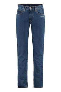 5-pocket slim fit jeans, Slim jeans Off-White man