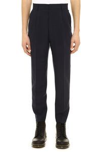 Virgin wool trousers, Formal trousers AMI man