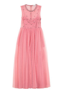 Long tulle dress, Gowns & Evening dresses Red Valentino woman