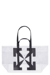 Logo detail tote bag, Totes Off-White man