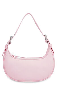 Soho leather shoulder bag, Top handle BY FAR woman