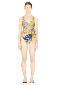 Zinnia one-piece swimsuit, One-Piece Zimmermann woman