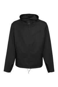 Hooded windbreaker, Raincoats And Windbreaker adidas Y-3 man