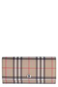 Vintage Check card holder, Wallets Burberry woman