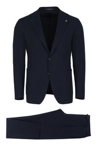 Two-piece cotton suit, Suits Tagliatore man