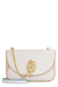 Midi Keyts leather crossbody bag, Shoulderbag JW Anderson woman